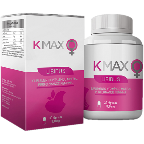 KMAX LIBIDUS performance feminina