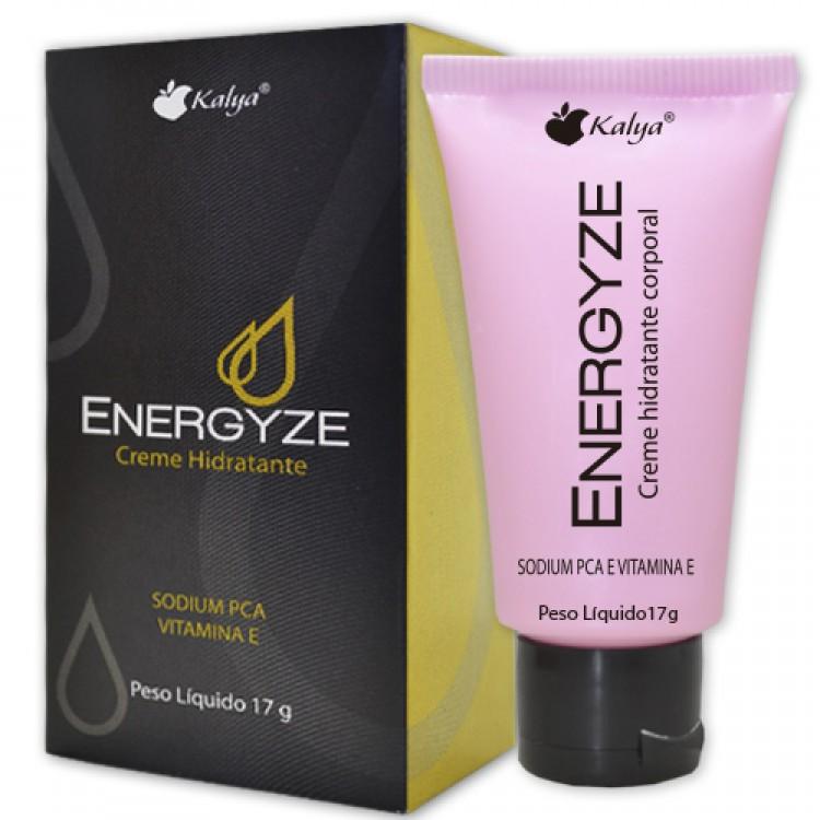 ENERGYZE estimulante da pele aquece e energiza