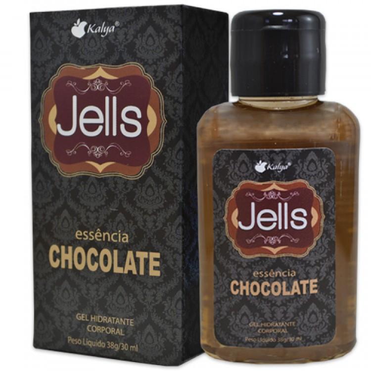 JELLS  essencia chocolate calda quente beijável
