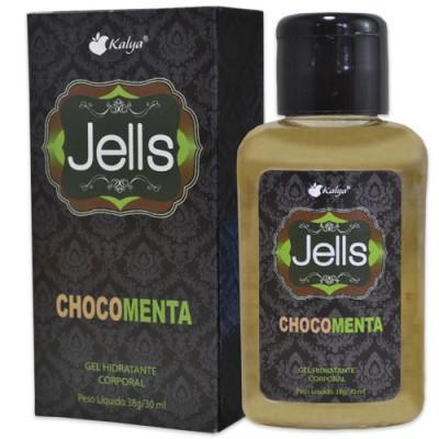 JELLS CHOCOMENTA - explosão de sensações e aromas na pele